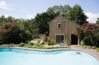Completed Garage and Pool House Restoration in Wayne, Pa