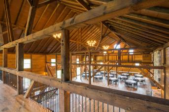 Historic Ashland Wedding Barn
