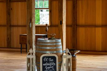 Restored Wedding and Event Barn in Keedysville, MD