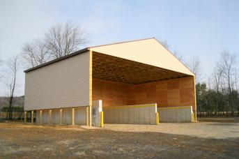 Stable Hollow Construction commercial projects