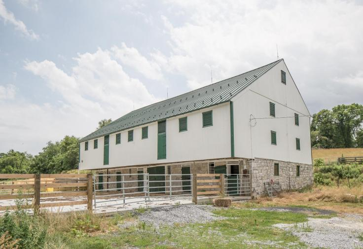 Another Renovated Bank Barn by Stable Hollow Construction