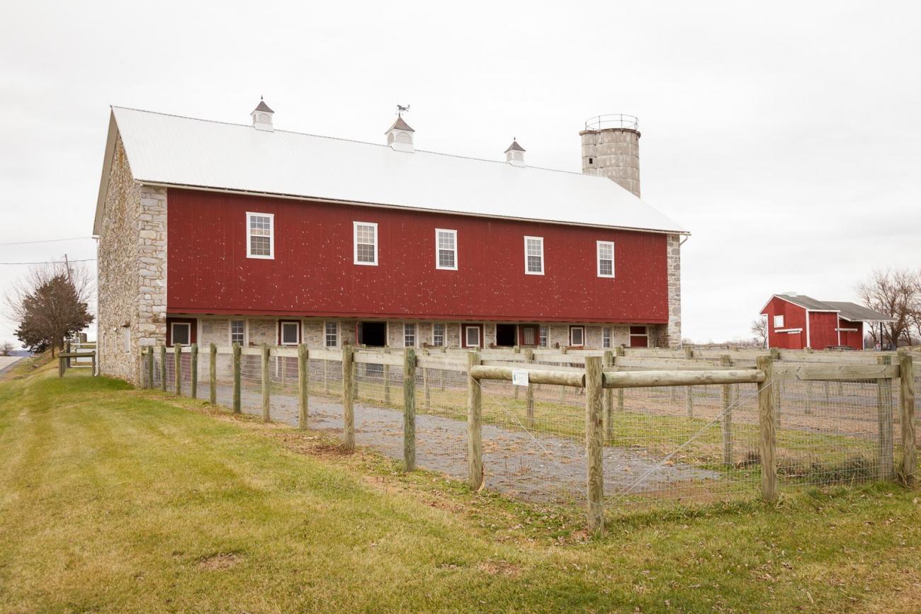 Barn Renovations Oley Pa Bank Barn Stable Hollow Construction