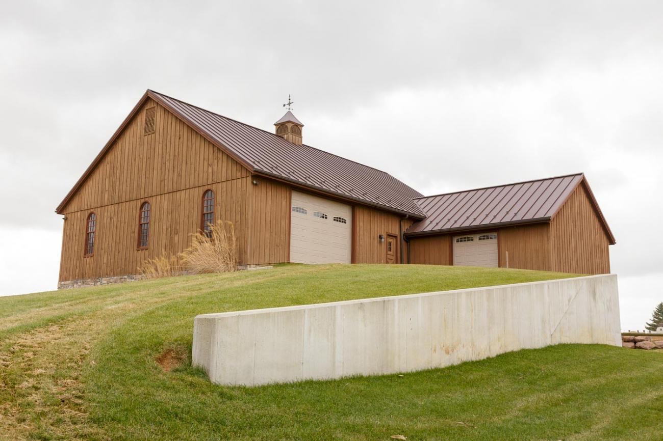 Ephrata, PA Bank Barn | Stable Hollow Construction