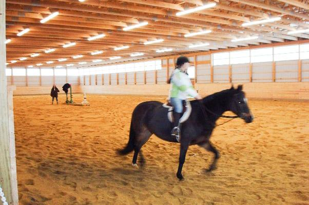 Poolesville Md Riding Arena Stable Hollow Construction