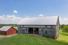 Restored Bank Barn in MD
