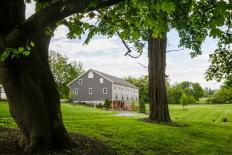 Historic Wedding Barn Restoration
