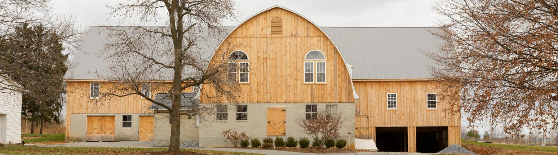 Another barn restoration by Stable Hollow Construction
