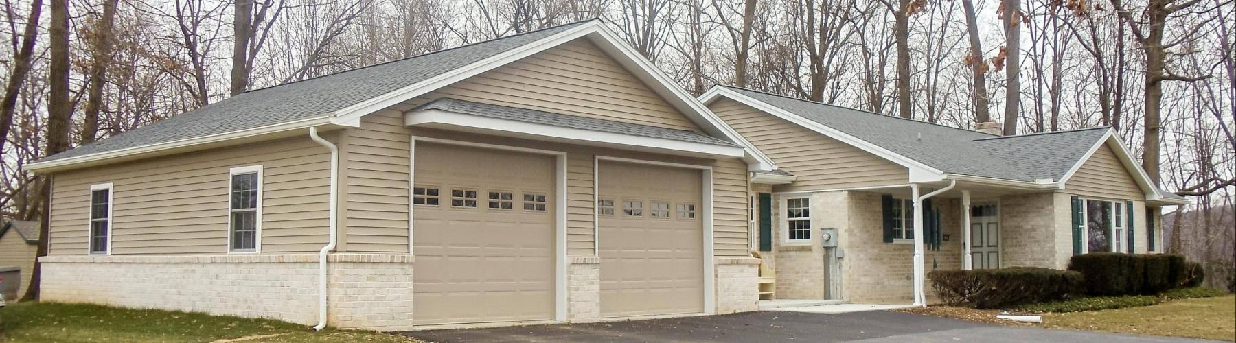 Ephrata, Pa Garage Renovation